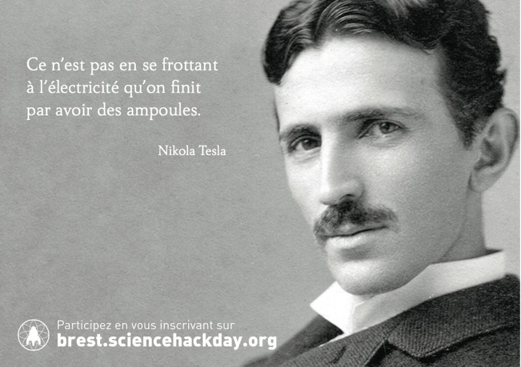 Gallerie des Cartes Postales Science Hack Day